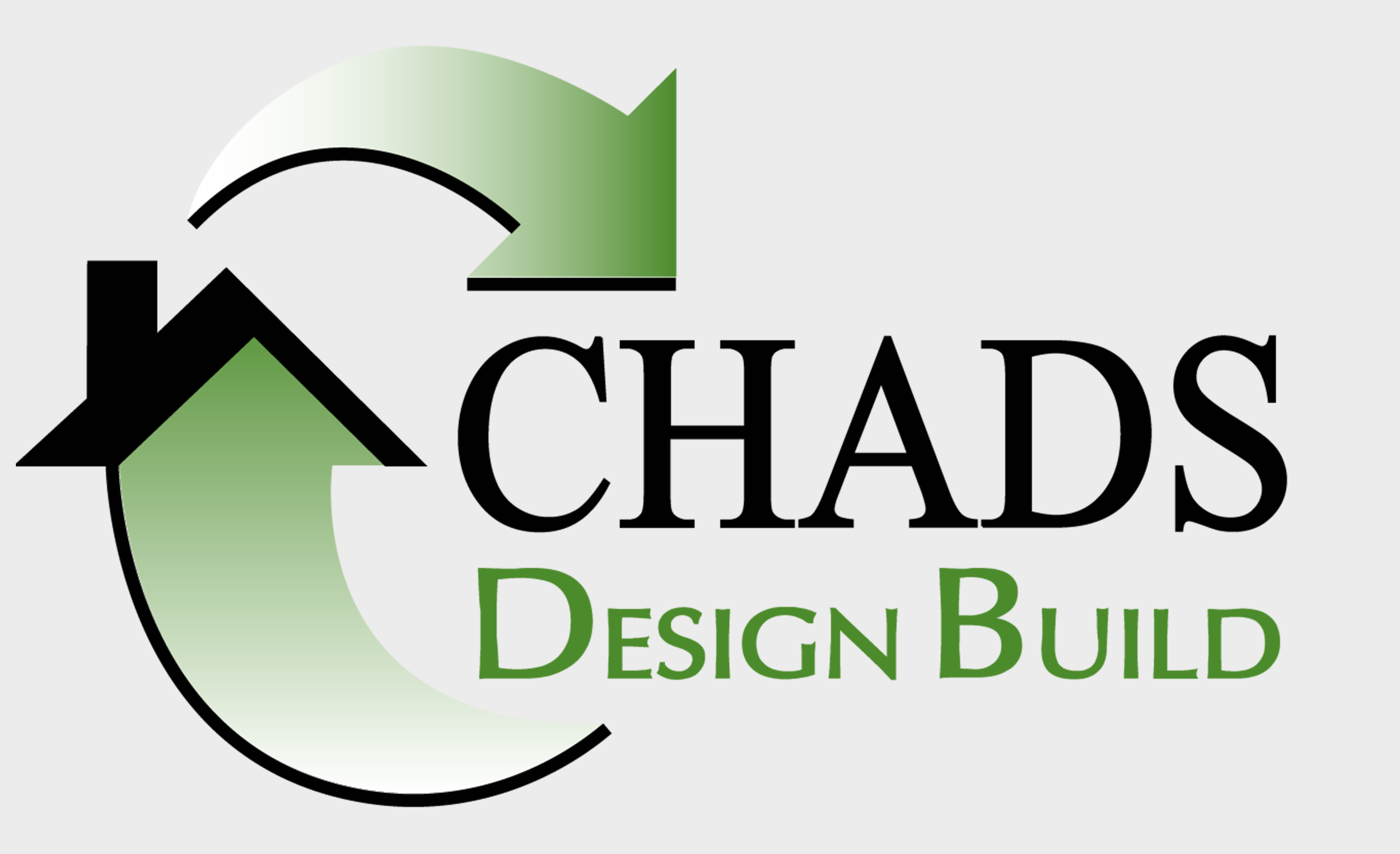 Chad's Design Build logo