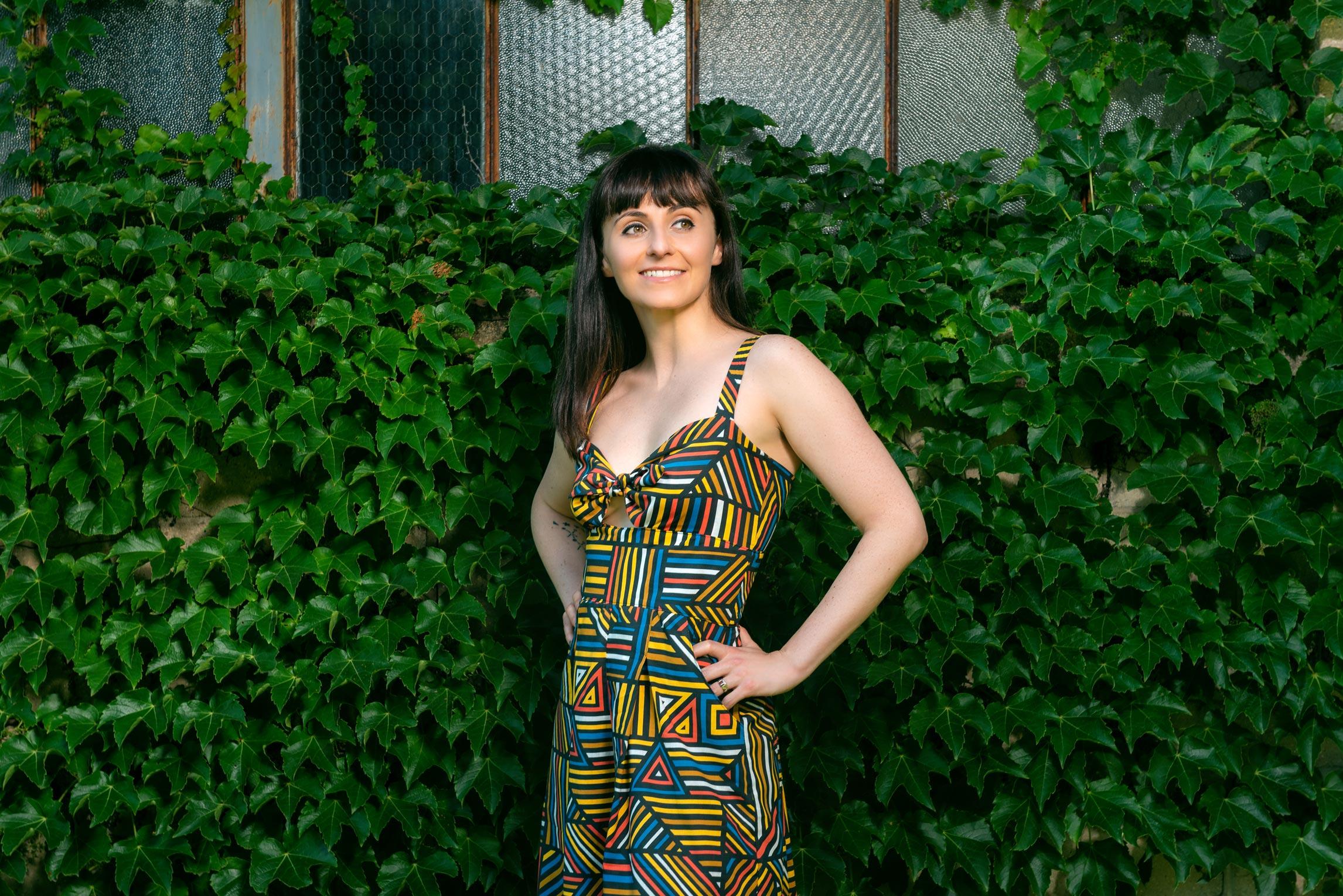 Fashion Editorial Photography - Seamstress Fashionista