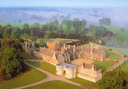 Rockingham Castle - Only 4 miles