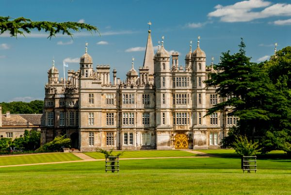 Burghley House - Only 10 miles