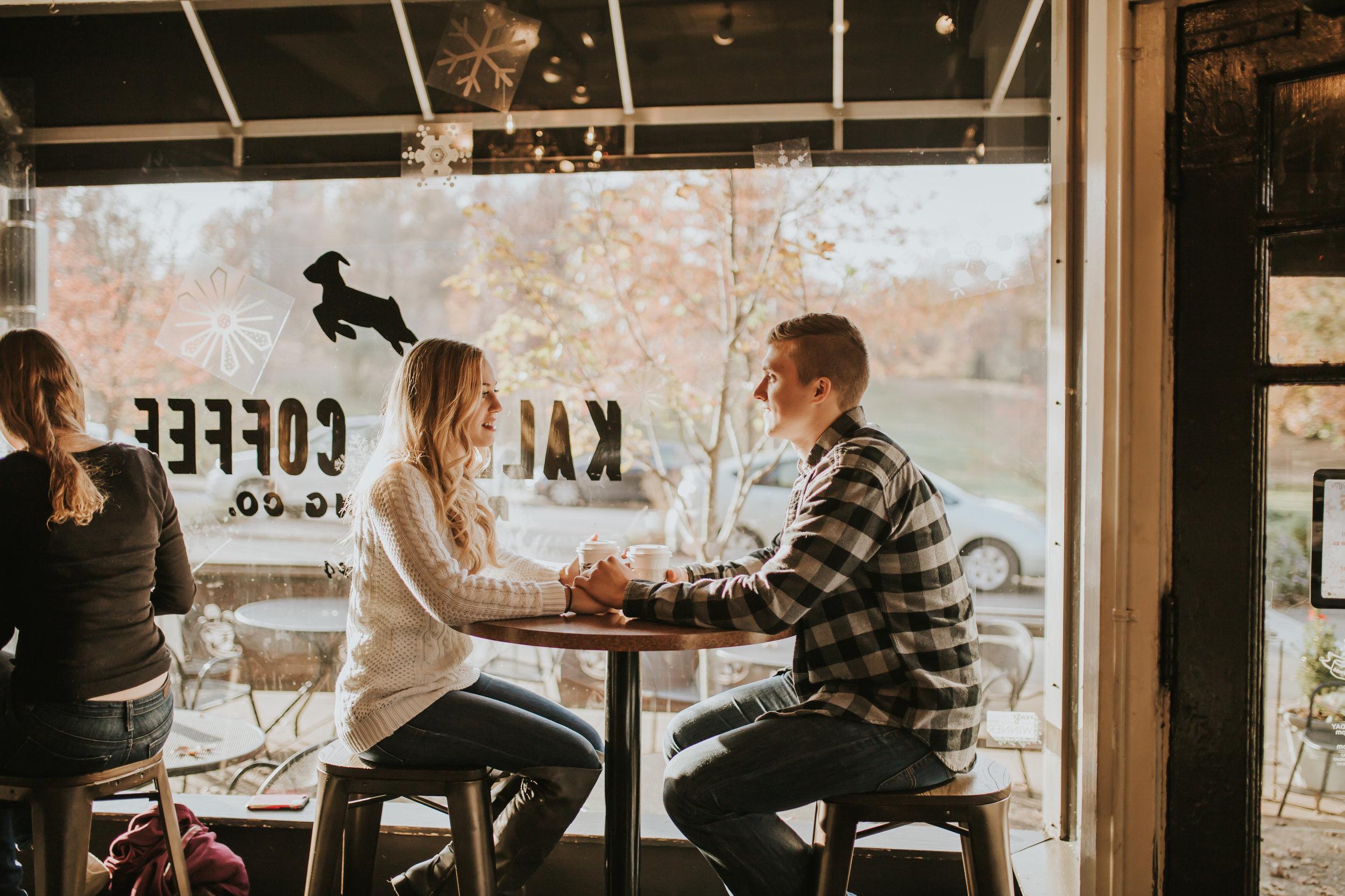 Jacob + Kaeli | Engagment | El Paso Engagement Photographer