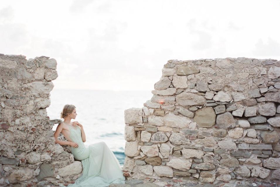 METHONI CASTLE WEDDING :: GREECE  EDITORIAL