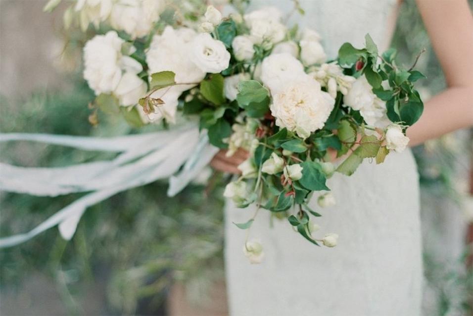 BEAUTIFUL DEBORAH :: SANTORINI  BRIDAL