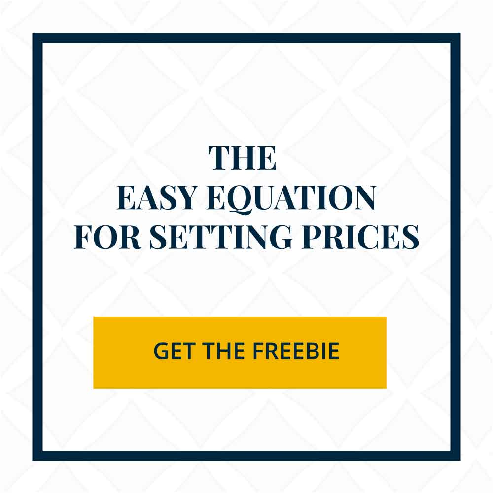 THE EASY EQUATION FREEBIE