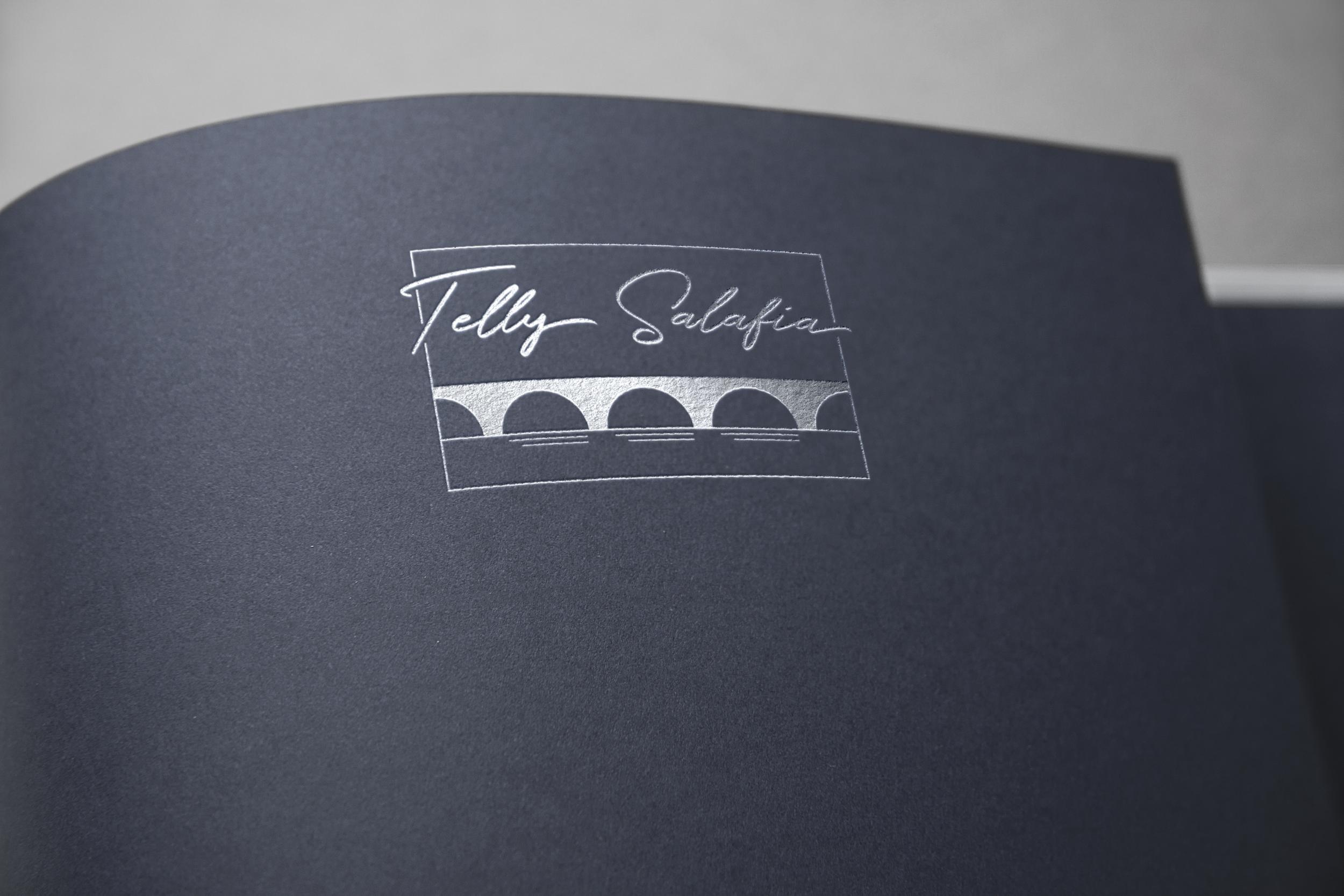 Telly Salafia - Brittney Rossie Design - brittneyrossie.com