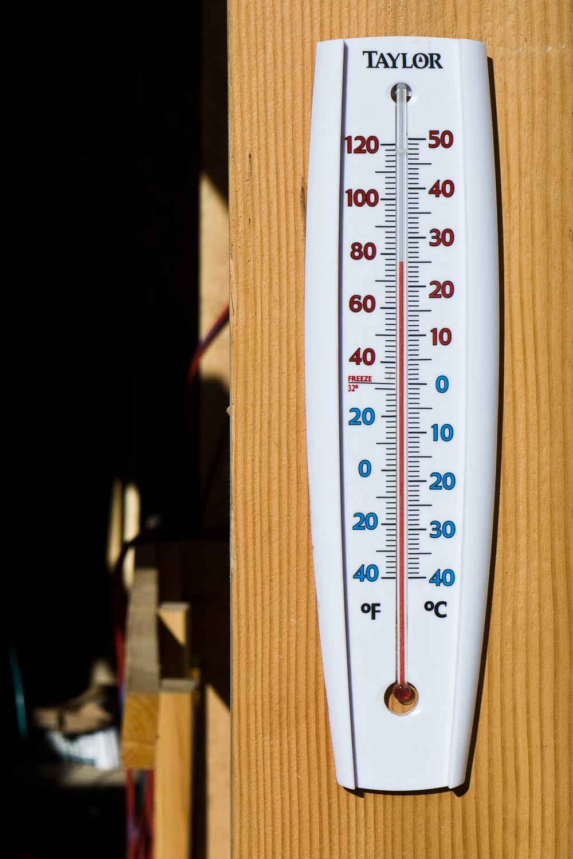 78 degrees in Lake Tahoe in January