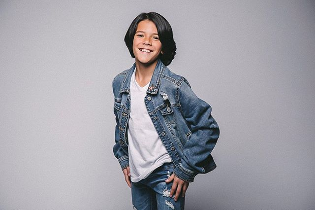 We are smiling from ear to ear this Monday morning because Rocky just booked a National commercial & print campaign!!! Hello 2019 🙌🏽✨