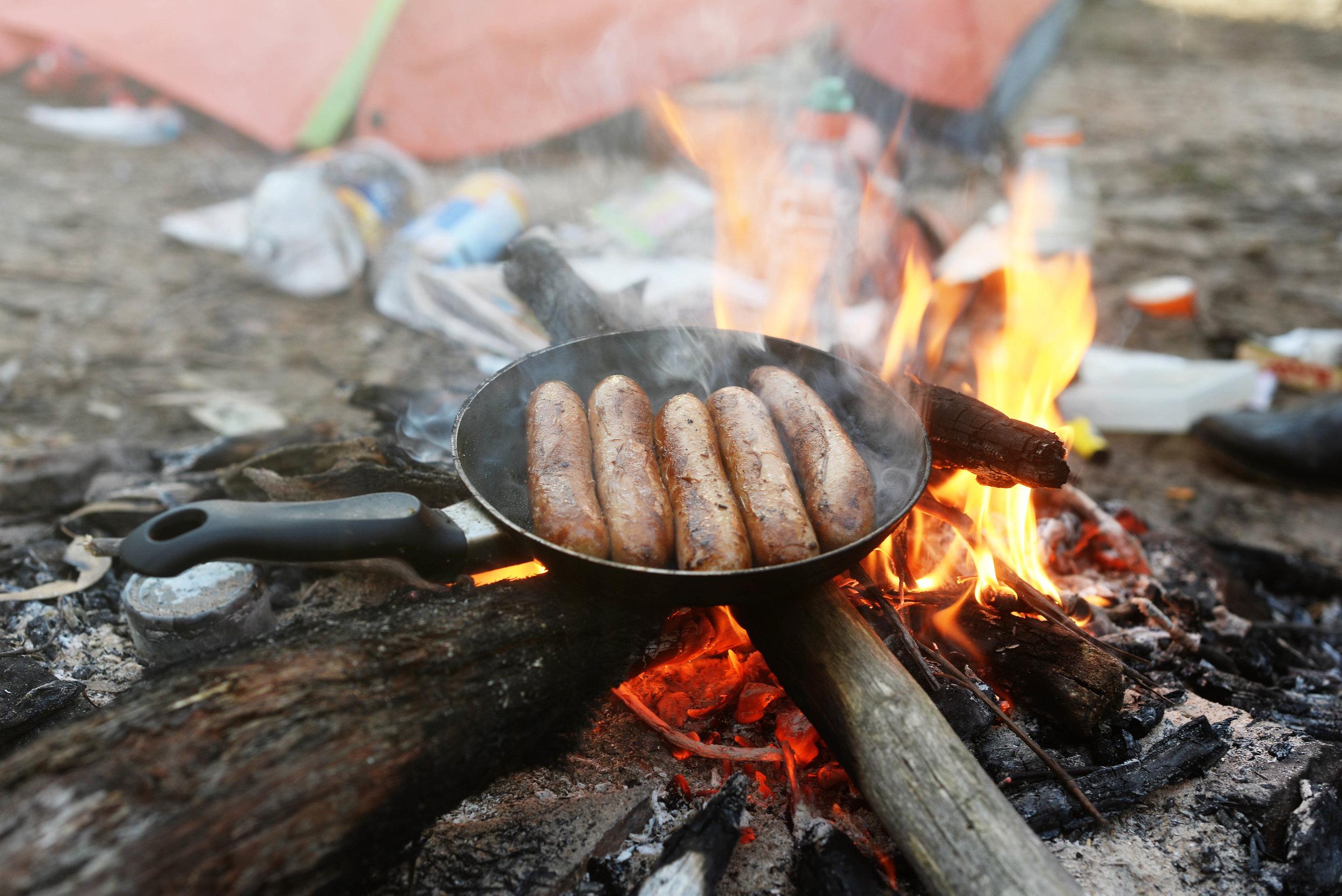 campfiresausages