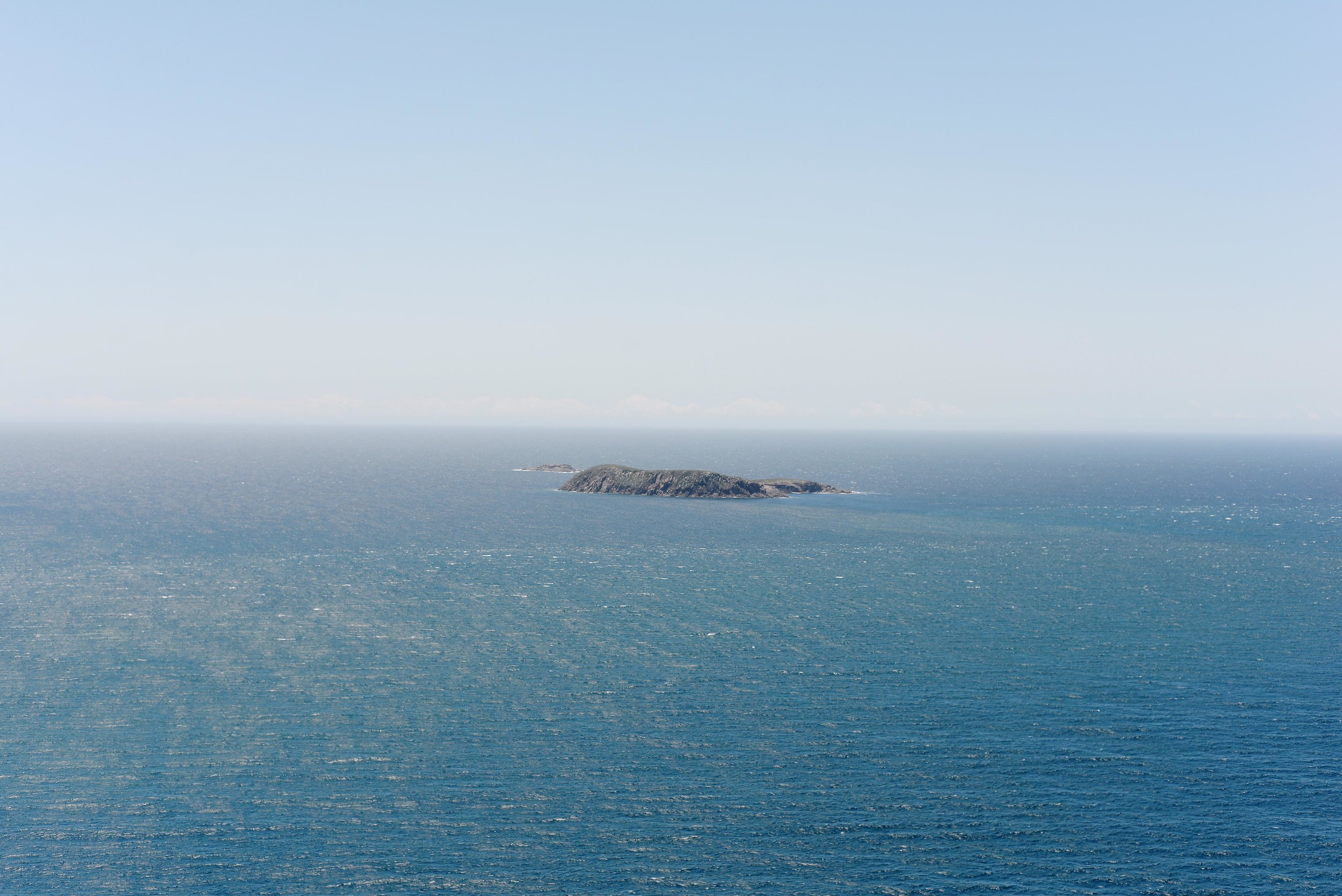 port stephens nsw island