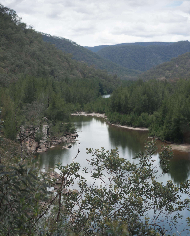 shoalhaven river junction of bungonia creek