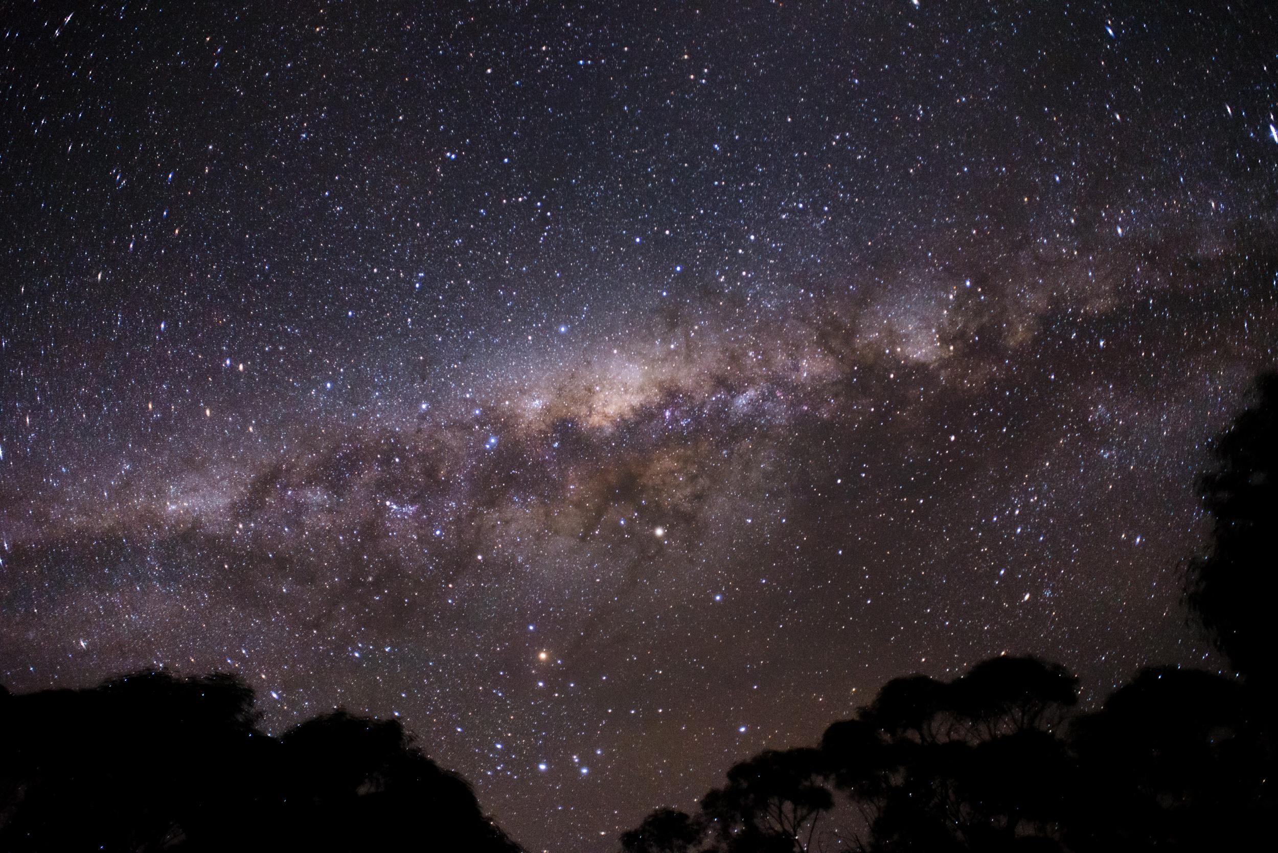 kanangra boyd national park astrophotography milky way