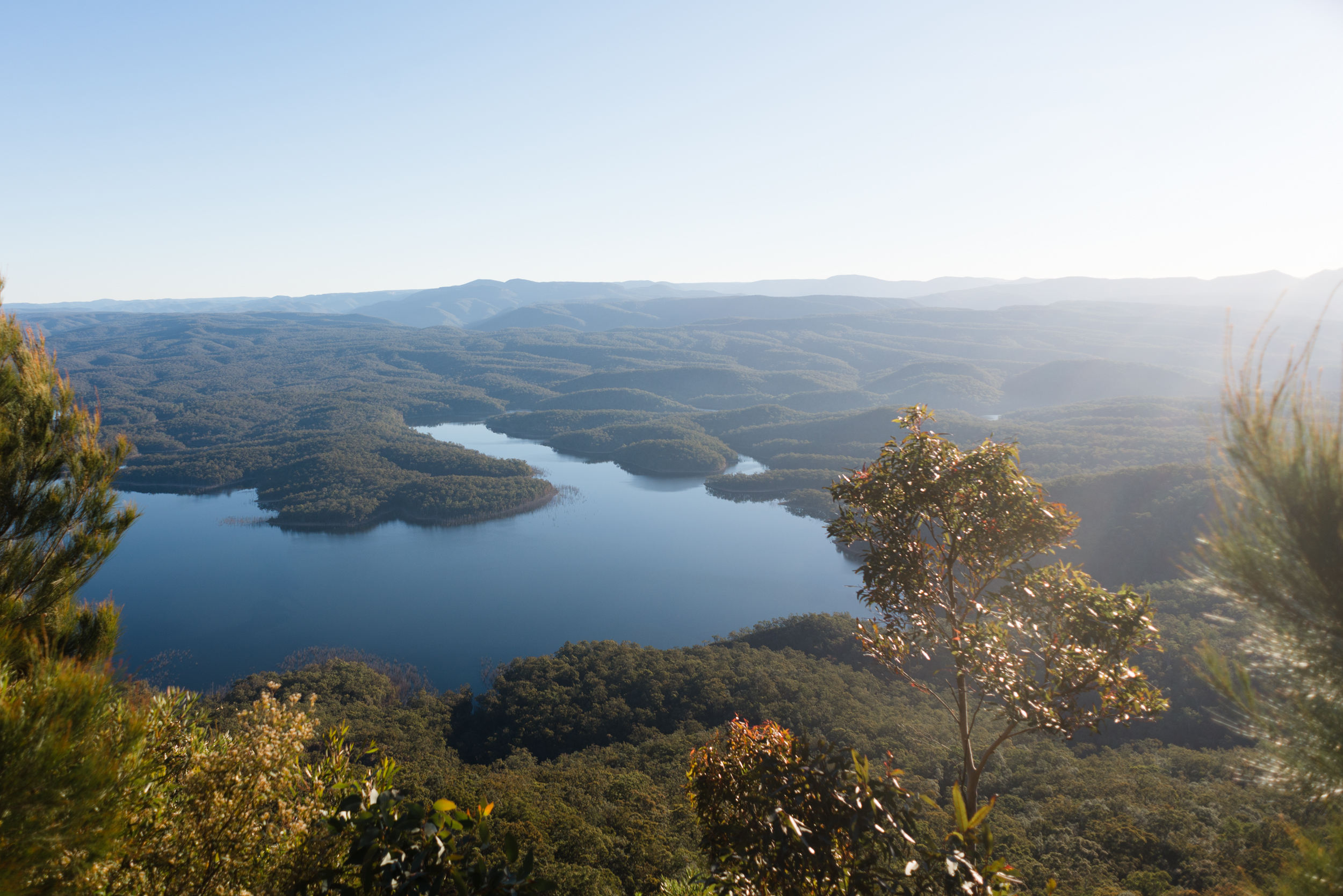 mcmahons lookout 4wd blue mountains