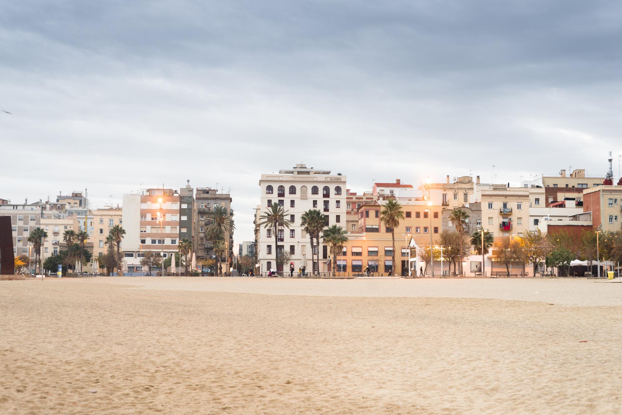 platja de barcelona