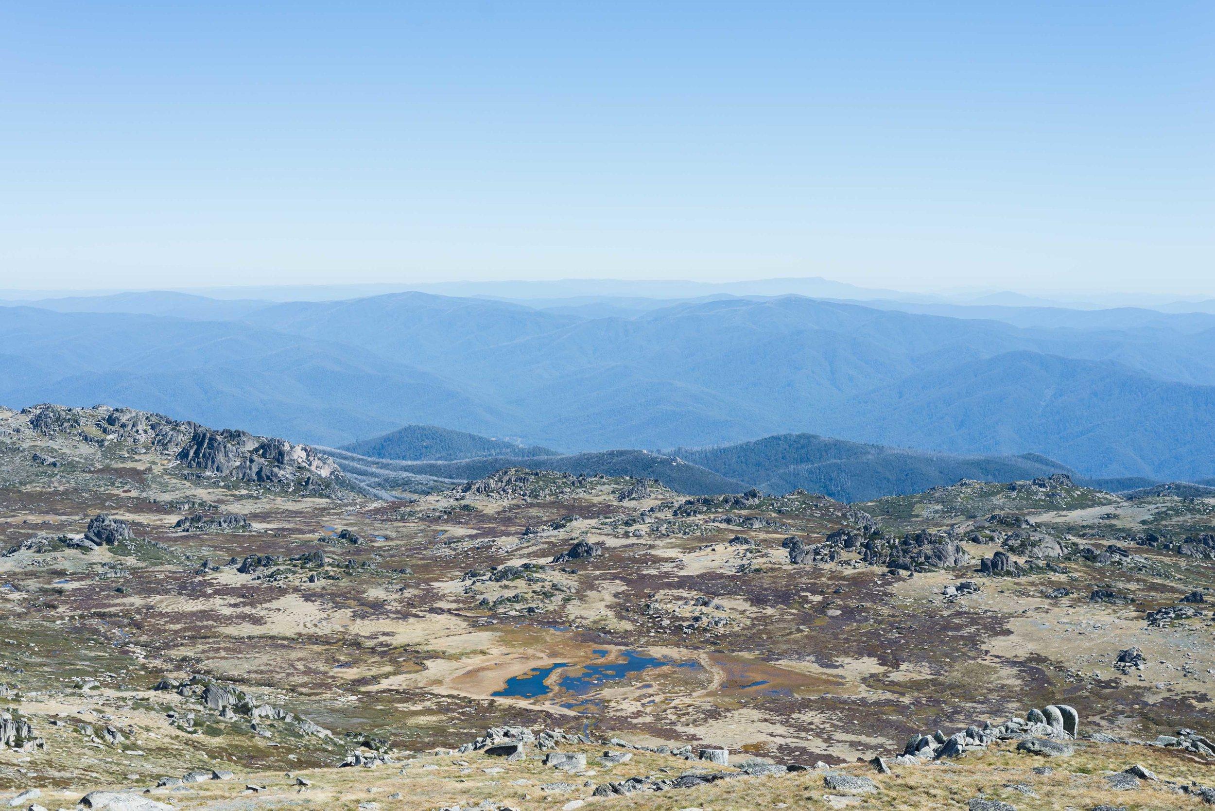 mount kosciuszko summit walk nsw