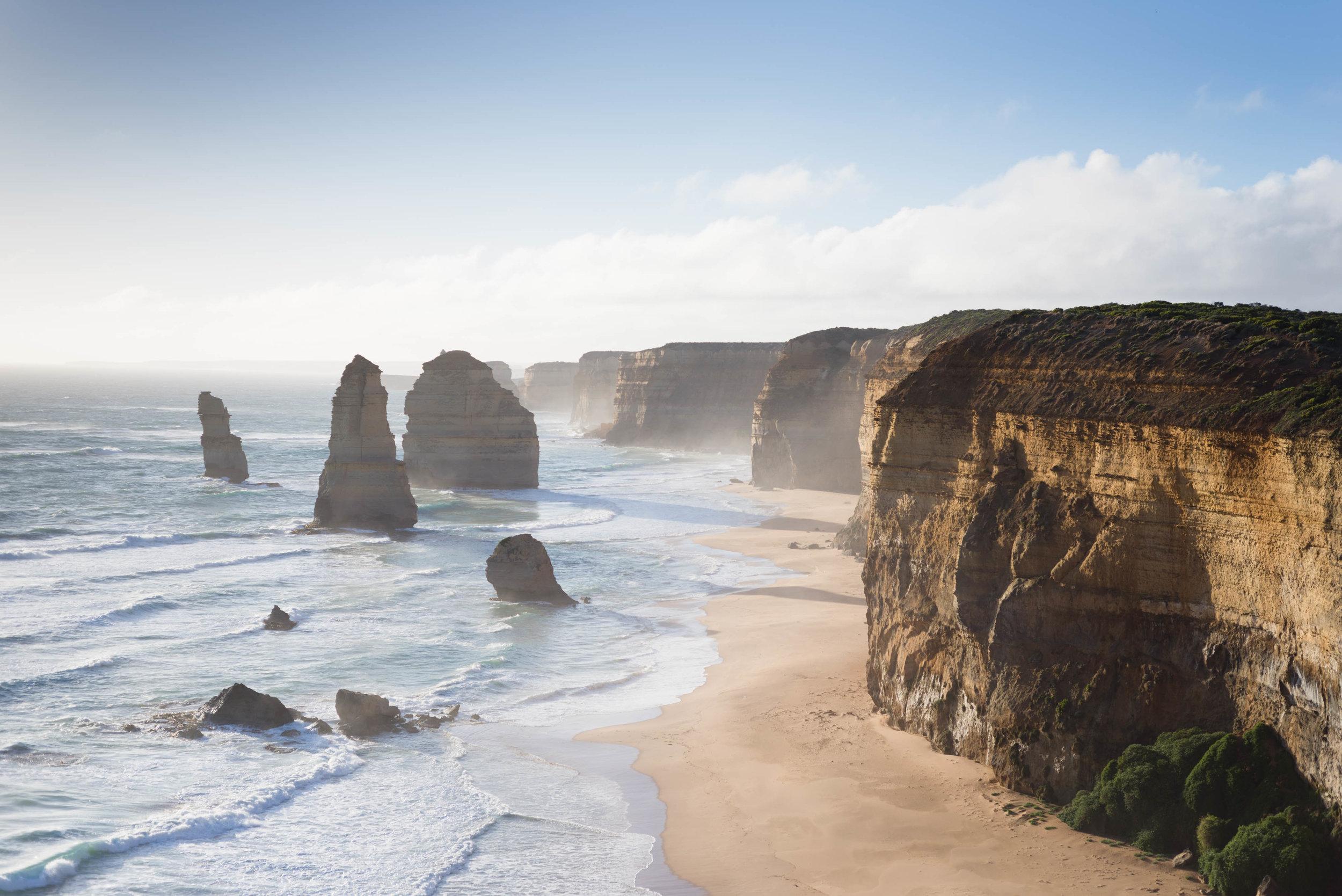 12 apostles great ocean road victoria