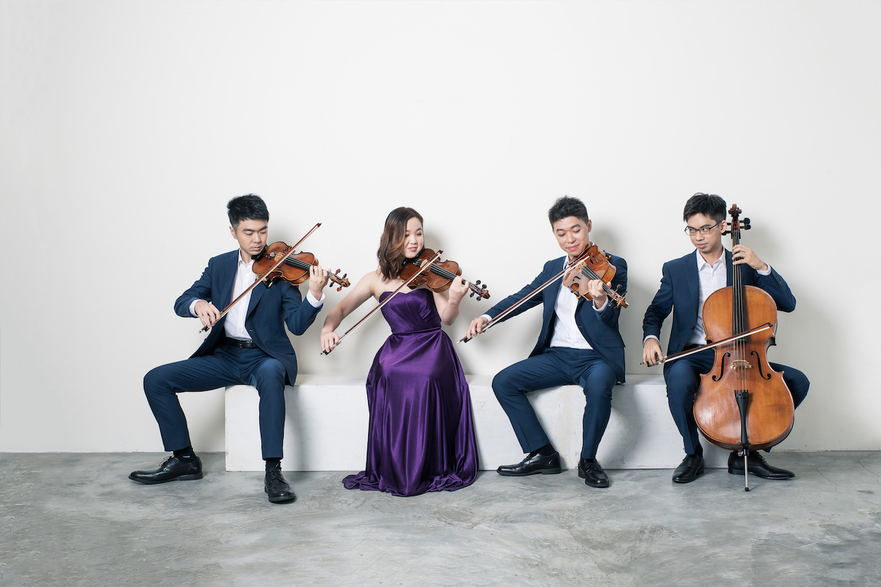 Cong Quartet 2017-18