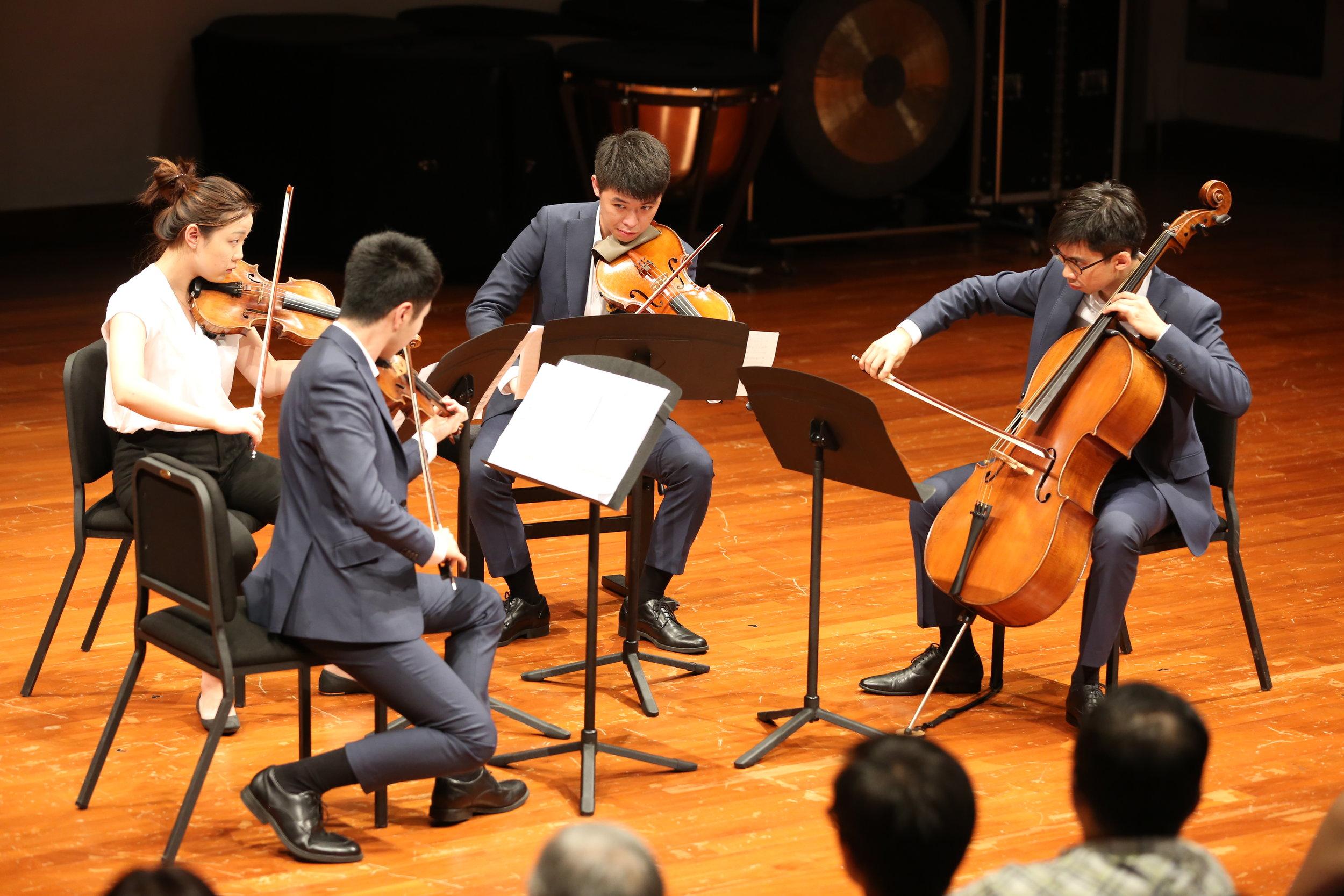 Concert at HKAPA (2018)