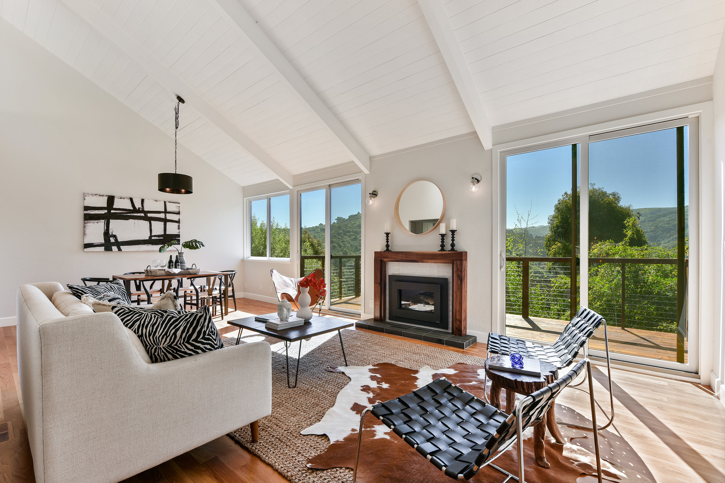 Home Sold in Mill Valley by Alek Keytiyev Realtor