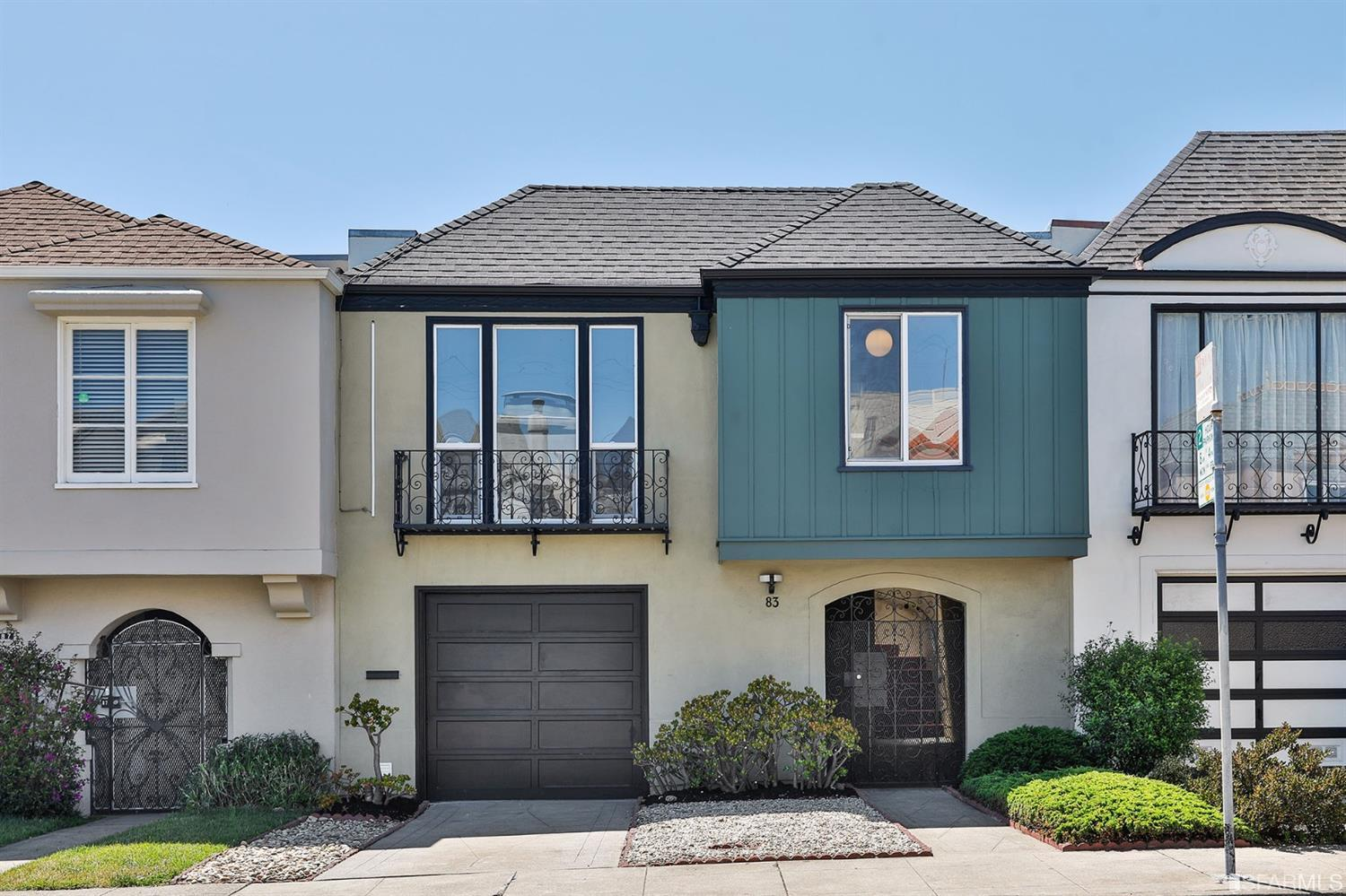 San Francisco Home Sold at 83 Forest View Drive by Alek Keytiyev Realtor