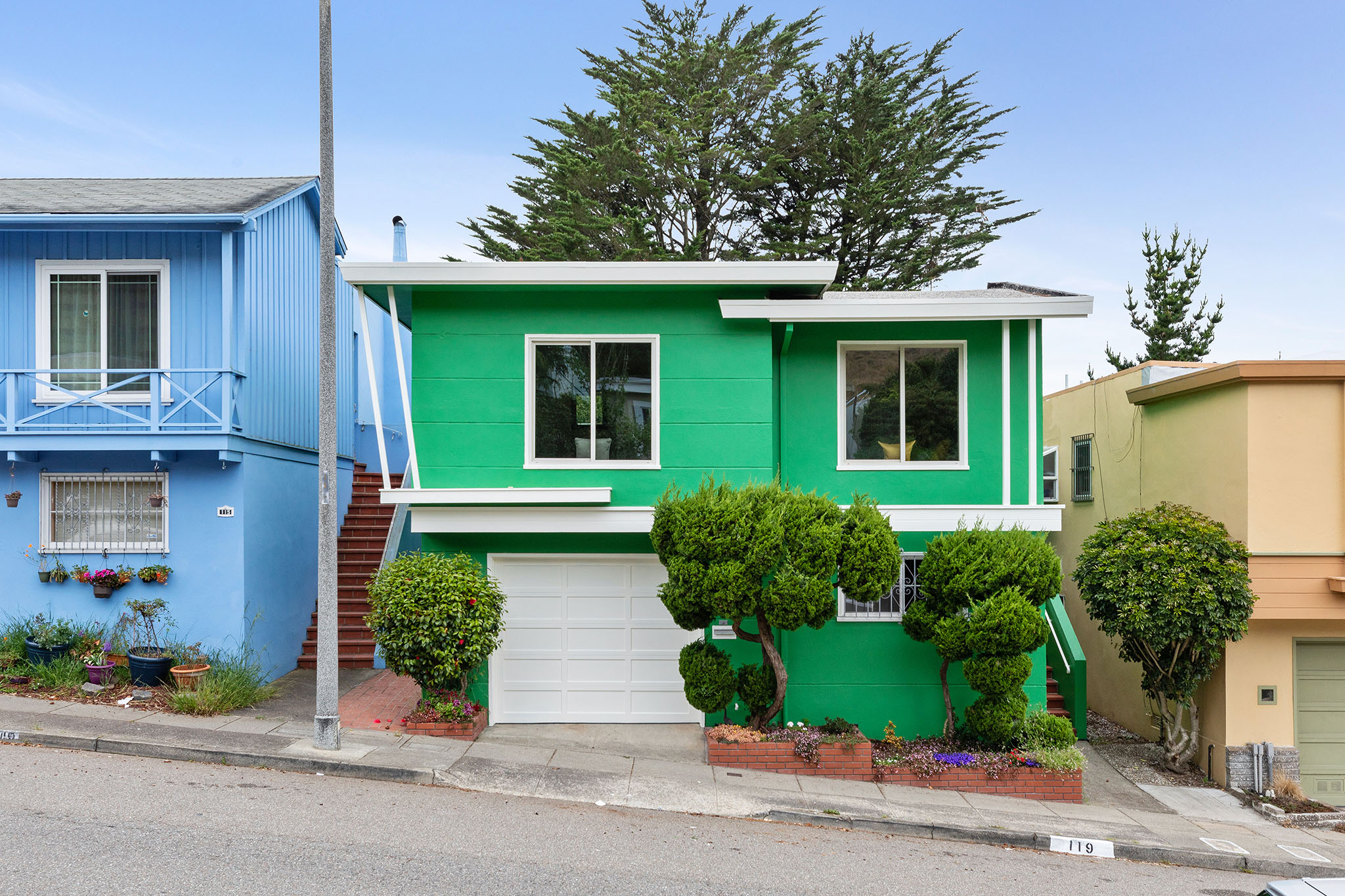 San Francisco Home Sold at 119 Skyview by Alek Keytiyev Realtor