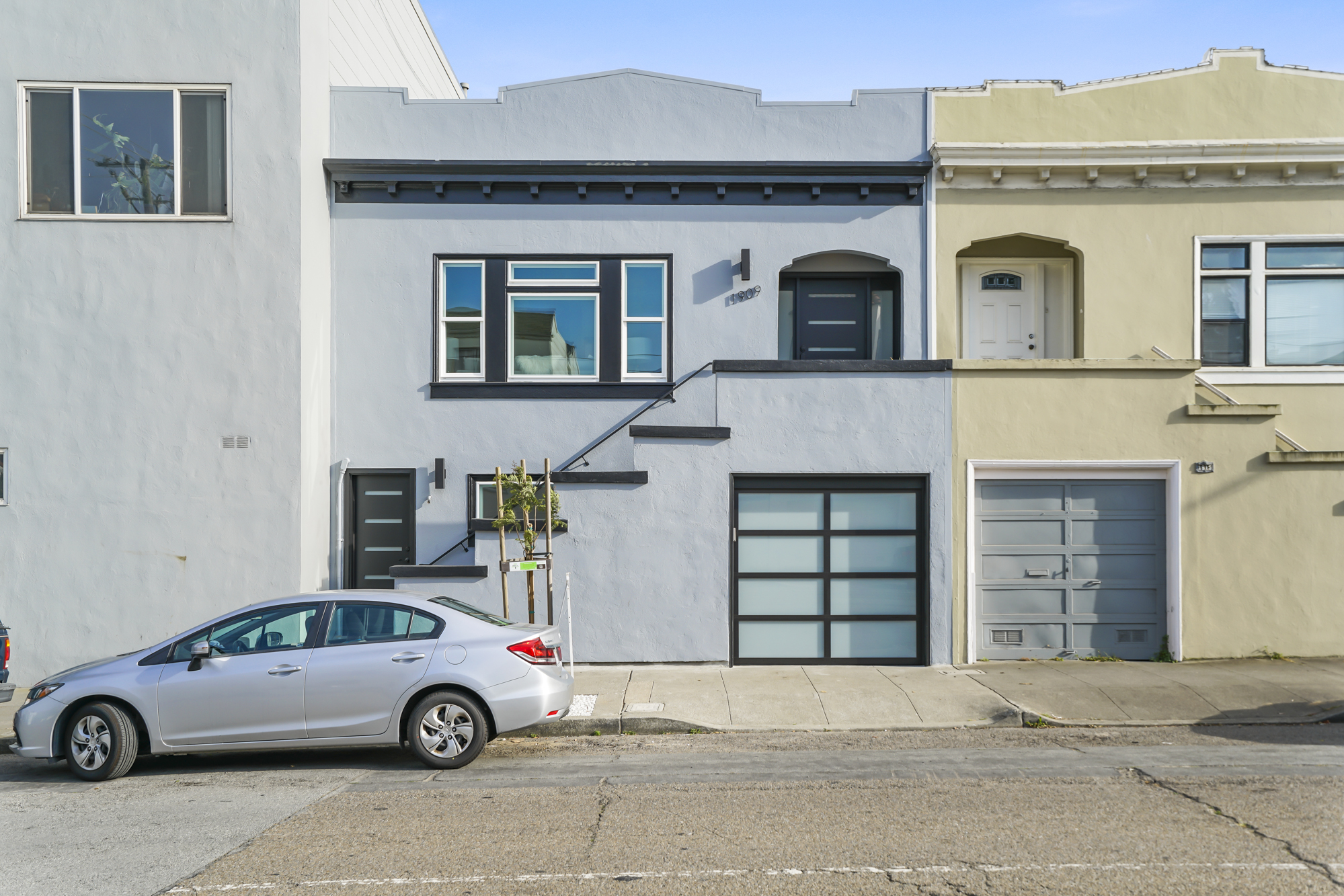 Just Sold by Alek Keytiyev Realtor - Newly remodeled luxury home at 1909 Judah in San Francisco
