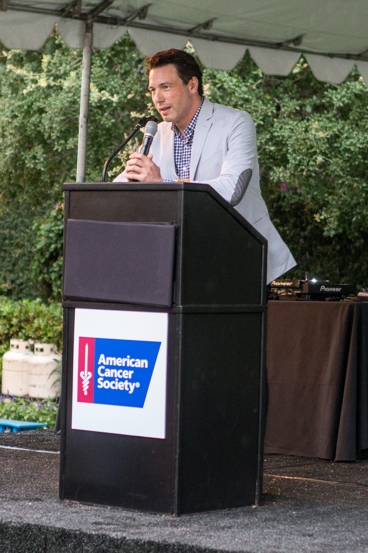 Rocco DiSpirito Hosting American Cancer Society CalSpirit30