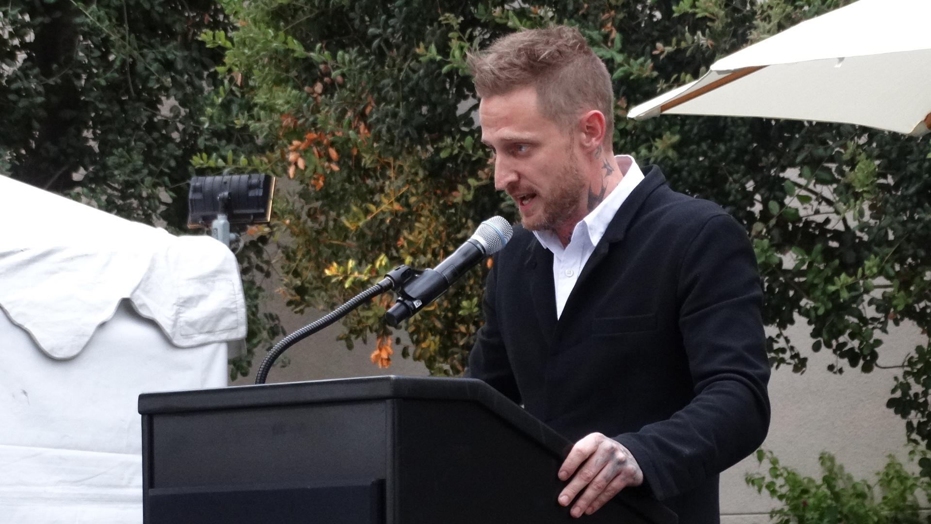 Chef Michael Voltaggio hosting American Cancer Society CalSpirit31 in Los Angeles