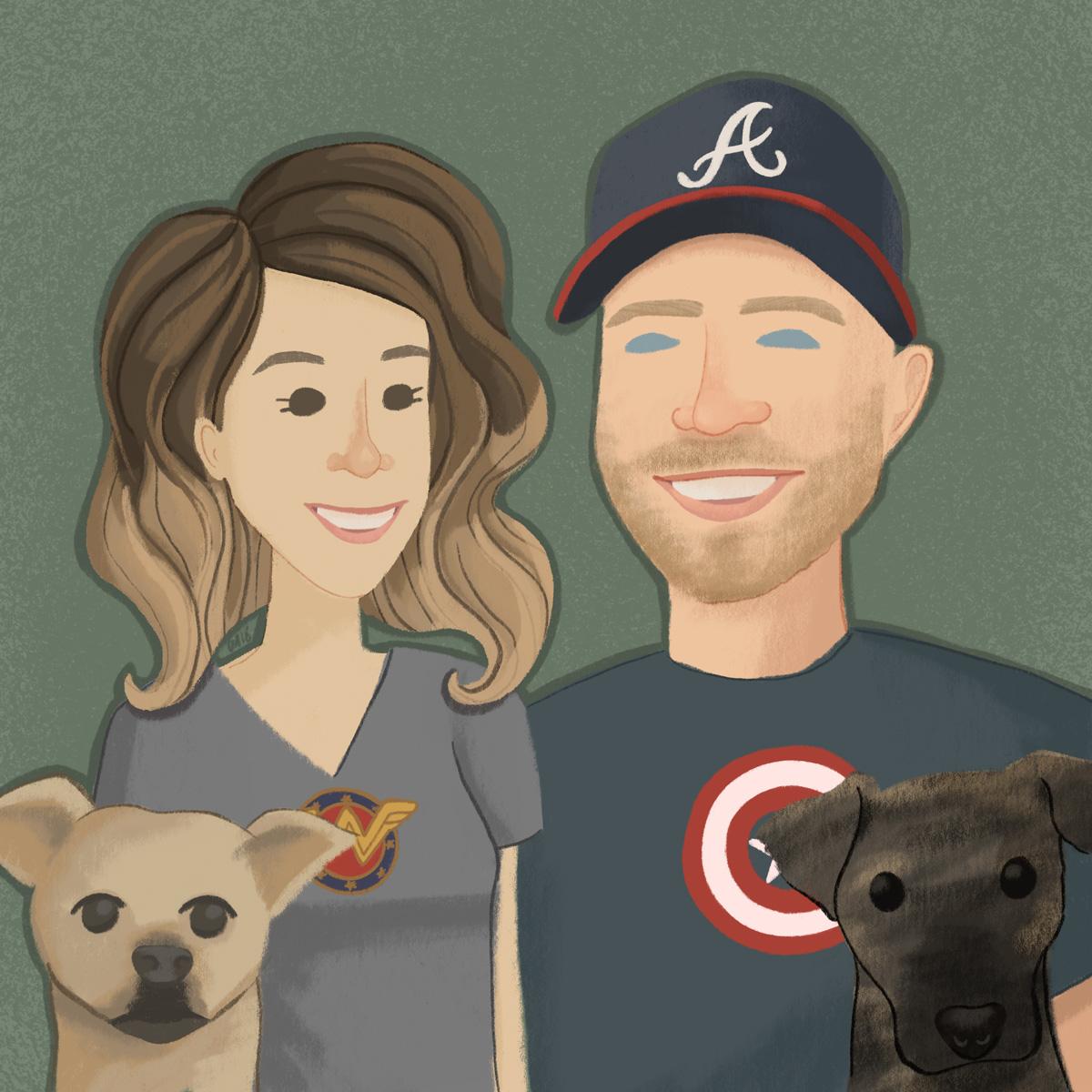 Taylors Family Portrait