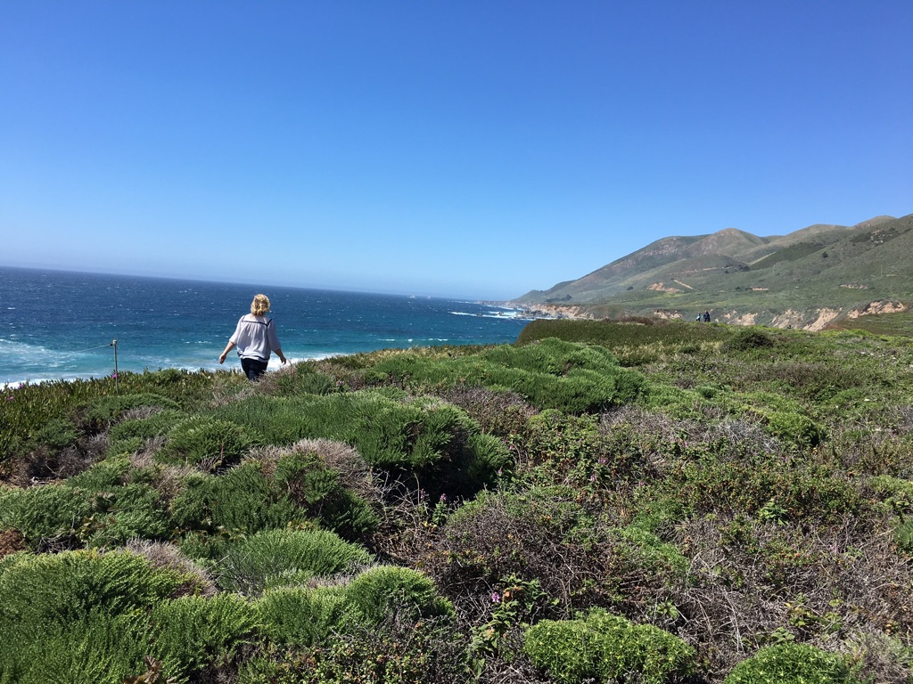 Big Sur stole my heart more than I expected.
