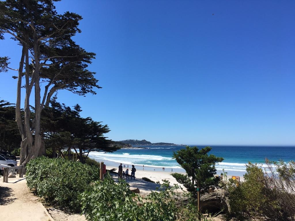 Beachfront Carmel-by-the-Sea