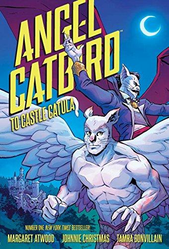 Angel Catbird Volume 2: To Castle Catula    Feb 14, 2017    Margaret Atwood (Author), Johnnie Christmas (Author,  Illustrator  ), Tamra Bonvillain (Colorist)