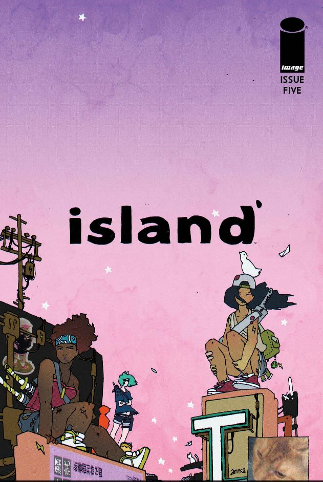 Island #5 (Anthology)   Dec 23, 2015  by Brandon Graham (Author, Illustrator), Matt Shehan (Author),Johnnie Christmas  (Author, Illustrator) , and others