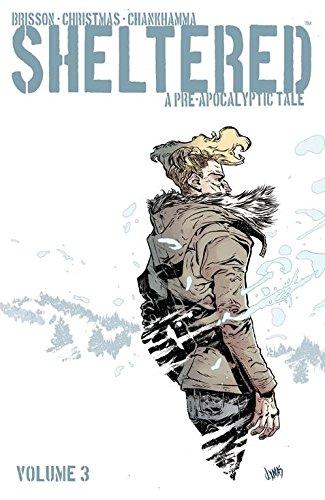 Sheltered Volume 3   Apr 21, 2015  by Ed Brisson (Co-creator, Author), Johnnie Christmas (Co-creator,Illustrator),Shari Chankhamma (Colorist),Nate Piekos (Letters)
