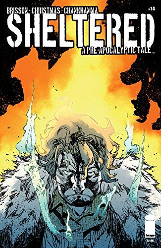 Sheltered #14   Feb 4, 2015   by  Ed Brisson (Co-creator, Author), Johnnie Christmas (Co-creator,Illustrator),Shari Chankhamma (Colorist),Nate Piekos (Letters)