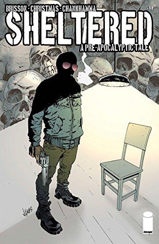 Sheltered #11   Sep 10, 2014   by  Ed Brisson (Co-creator, Author), Johnnie Christmas (Co-creator,Illustrator),Shari Chankhamma (Colorist),Nate Piekos (Letters)