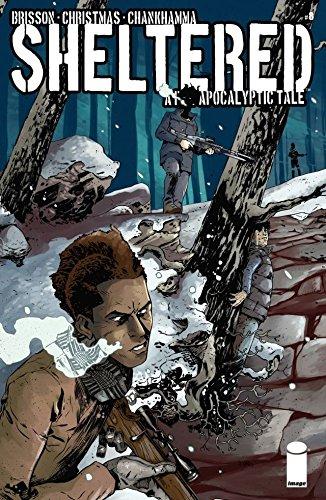 Sheltered #8   Apr 23, 2014   by  Ed Brisson (Co-creator, Author), Johnnie Christmas (Co-creator,Illustrator),Shari Chankhamma (Colorist),Nate Piekos (Letters)
