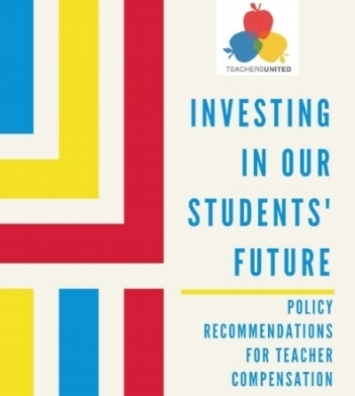 Read  Investing in our Students' Future: Policy Recommendations for Teacher Compensation, our 2017 Intentionality Report, researched and written by our Compensation Policy Team. Check out past Intentionality Reports  here .