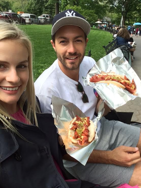 Healthy food is cool and suff, but sometime you just gotta have a hotdog.