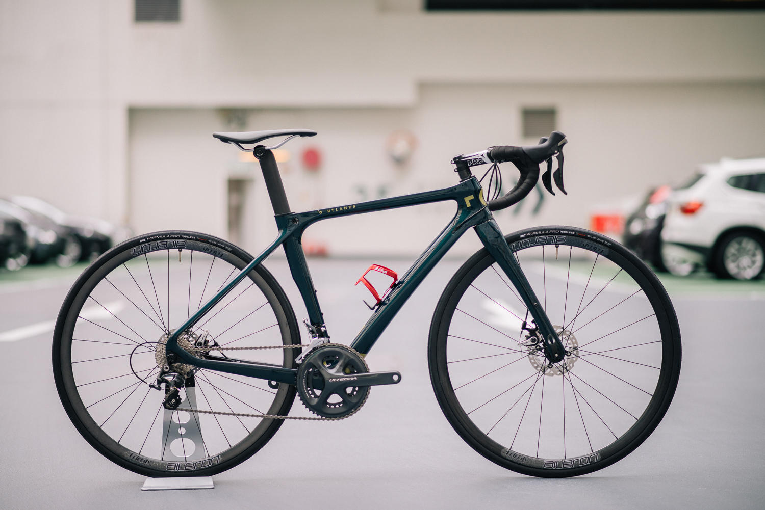 Long Wheelbase and Disc Brake equipped
