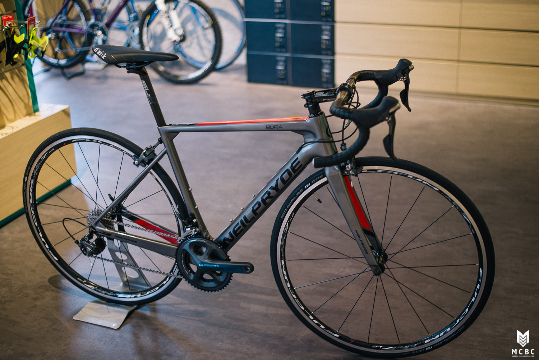 Bura Ultegra Complete Bike
