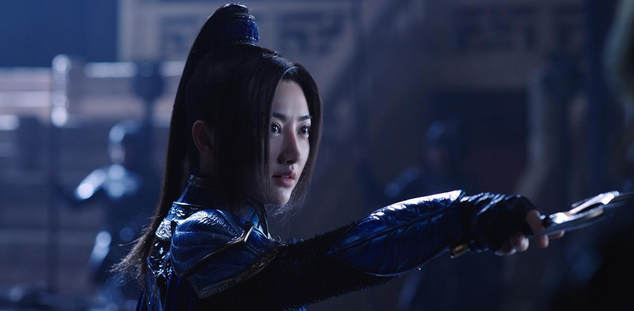 Tian Jing tells Matt Damon to stop that Jimmy Kimmel Live running gag, or else.
