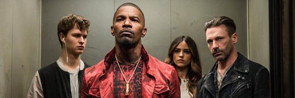 A still from Baby Driver or the cover of a fire new band's album?