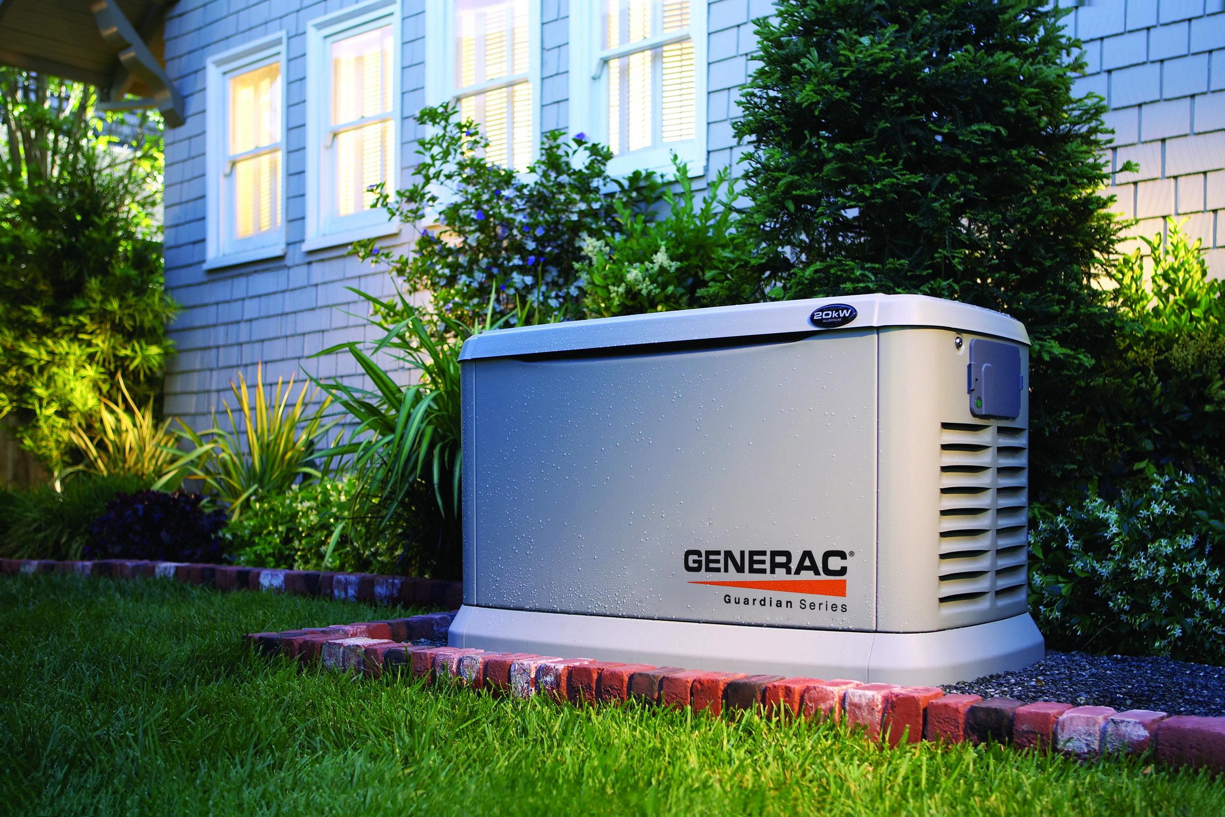 Generac Home Generator Installation Vancouver