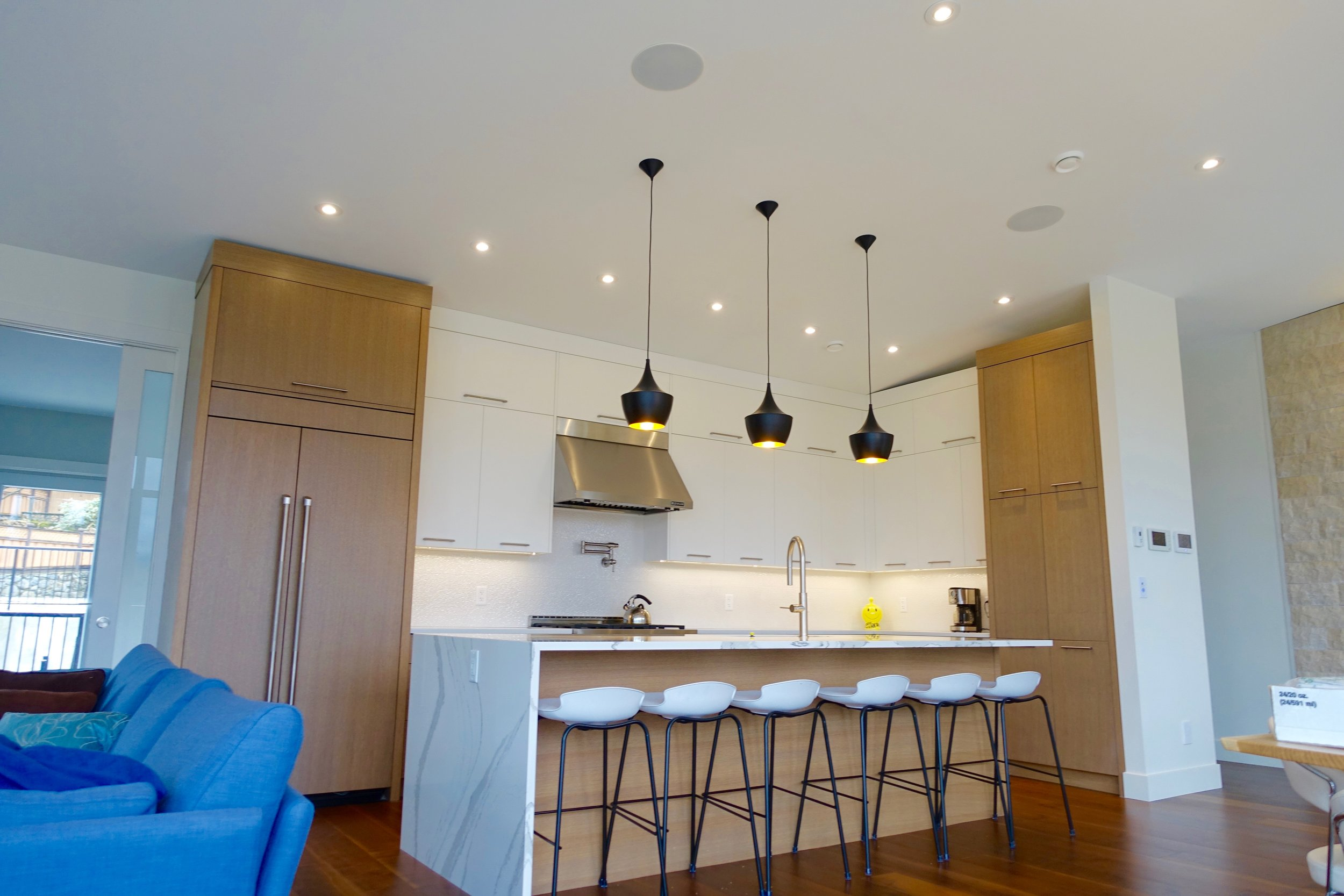Burnaby Electrician