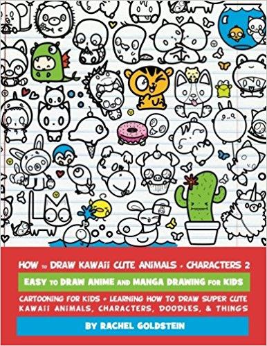 How to Draw Kawaii Cute Animals