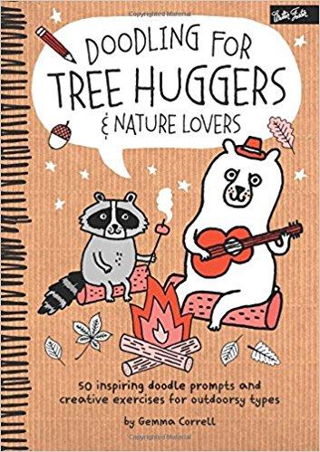 Doodling for Tree Huggers