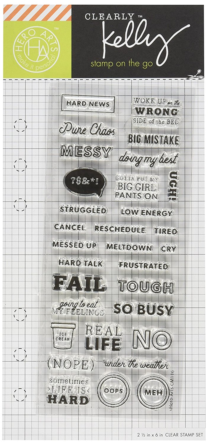 Doing my Best Planner Stamps