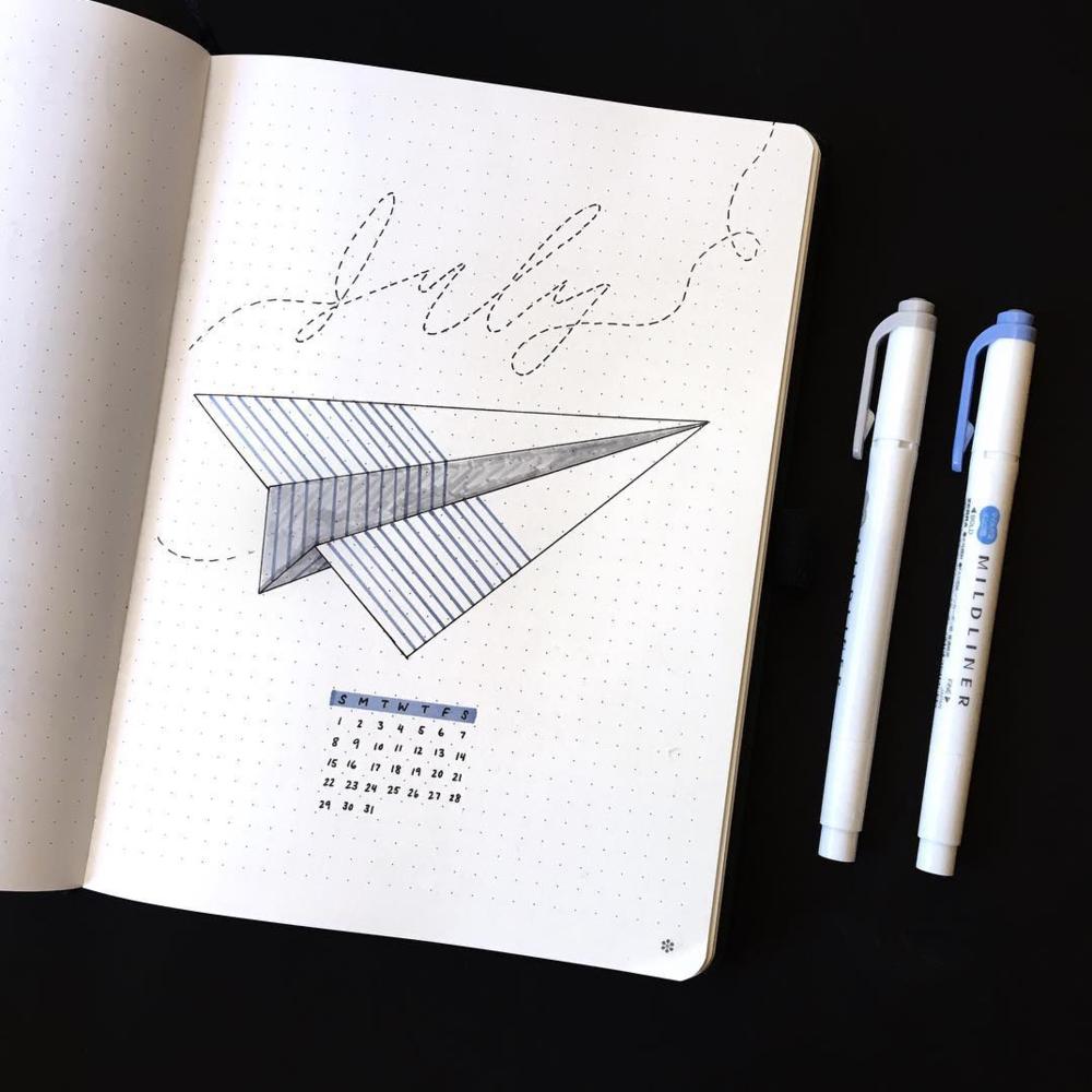 20 Fun July Bullet Journal Page Ideas — Sweet PlanIt