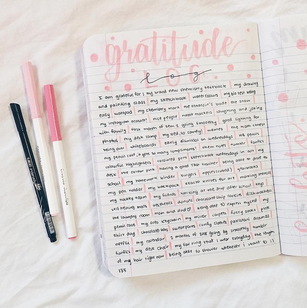 Bullet Journal Ideas for February
