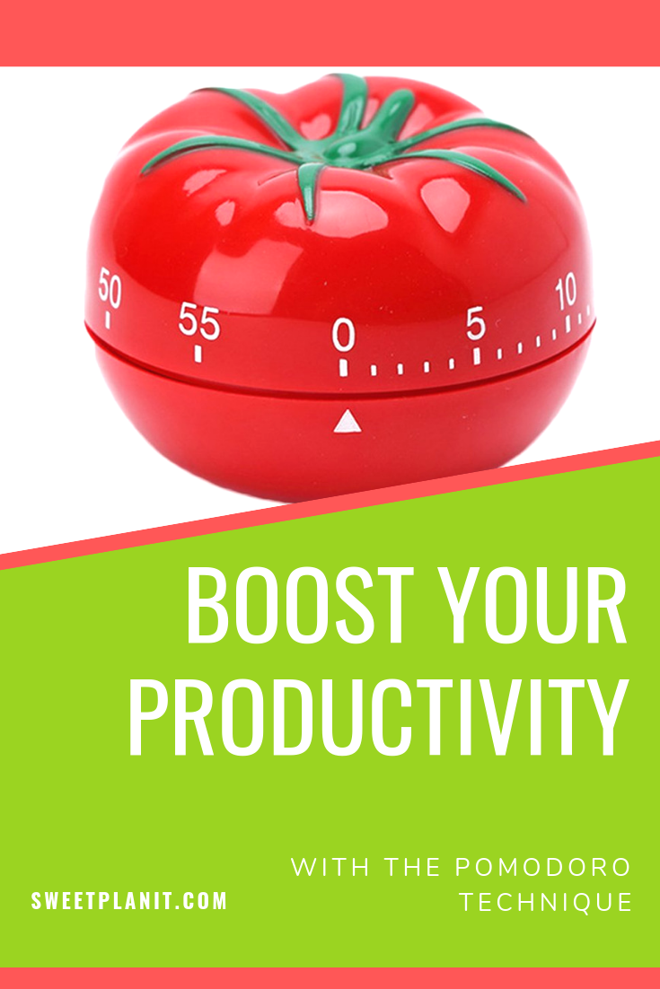Boost Your Productivity with the Pomodoro Technique!